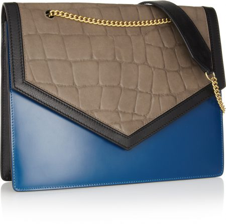 Launch of new leather accessory line Iris & Ink at TheOutnet.com