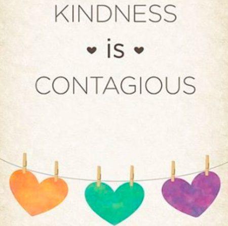 #365Actsofkindness