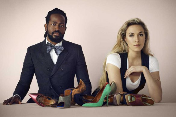 Roy Luwolt & Mary Alice Malone of Malone Souliers