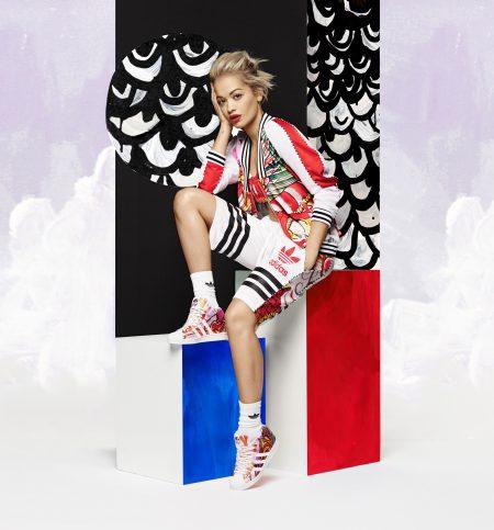 Rita Ora for Adidas