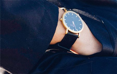 The Essential Accessory: Shore Projects Watches