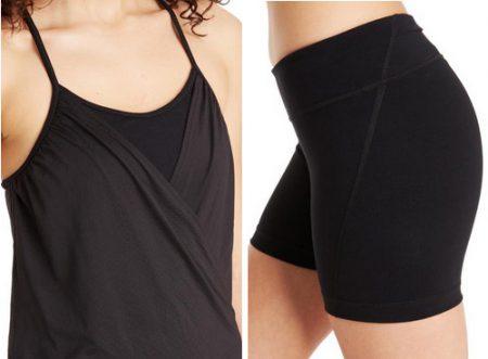 Yogasmoga Tankand Shorts