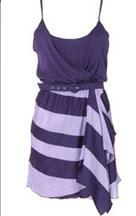 Alice + Olivia Karilyn Faux Wrap Dress