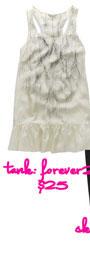 Feather Print Silk Tunic