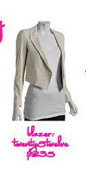 Twenty8Twelve Calandra jacket