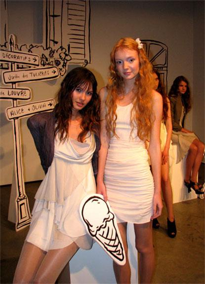 NYFW SS2010 Alice + Olivia