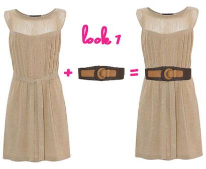 Belts Look 1