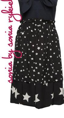 Sonia Sonia Rykiel Start Print Dress