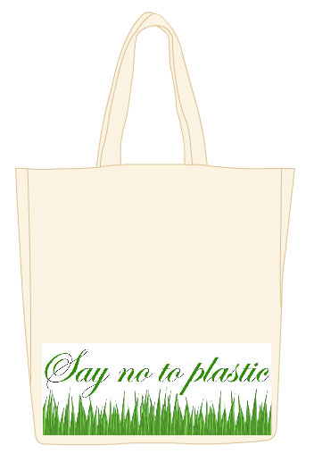 Bloomingdale's Tote-Ally Green Design Contest