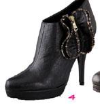 Juicy Couture Izzie Zipper Edge Booties