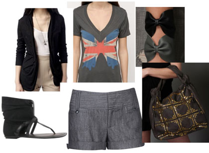 CC: Budget Stylista Tailored Shorts Two Ways