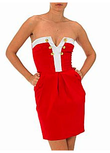 CC: Wardrobe Wishlist: Sailor Button Dress