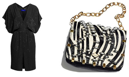 College Candy Faves from the Jimmy Choo line for H&M