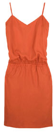 DKNY Silk Tank Dress