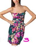 Darling Dearest Strapless Dress