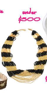 Amrita Singh Aztec Beaded Necklace