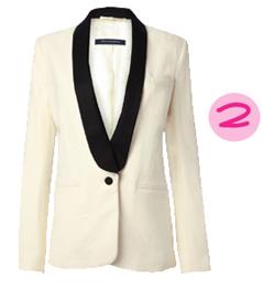 French Connection Tina Tuxedo Jacket