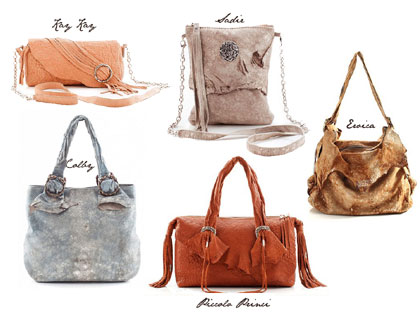 Jen Mascali Hand Bags