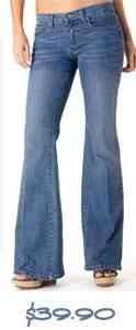 Truck Jeans Vintage Stretch Flare Jean