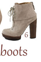Modern Vintage Shoes Jenie Platform Booties