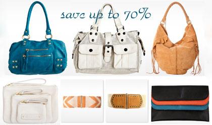 Linea Pelle Handbags Private Sale