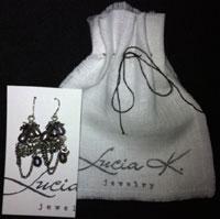 Designer Spotlight: Lucia K Jewelry