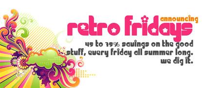Luna Boston Announces Retro Fridays