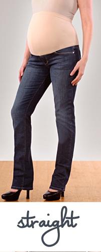 Joe's Jeans Cigarette Secret Fit Belly™ 5 Pocket Slim Leg Maternity Jeans