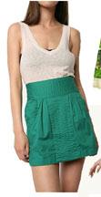 HAWKS By Geren Ford Pocket Poof Skirt