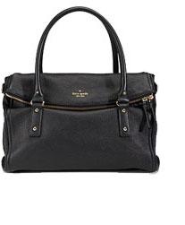 Kate Spade Leslie Foldover Top Handle Bag