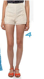 Kimchi Blue Lace Short