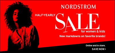 Nordstrom Half-Yearly Sale for Women & Children