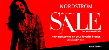 Nordstrom Half Yearly Sale for Women & Children