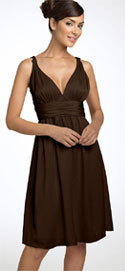 Calvin Klein Satin Dress