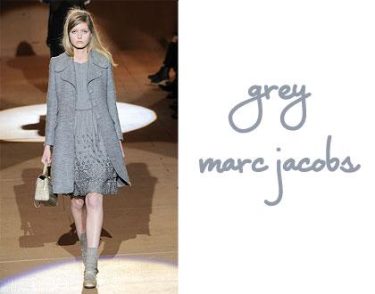 Marc Jacobs New York Fashion Week Fall 2010