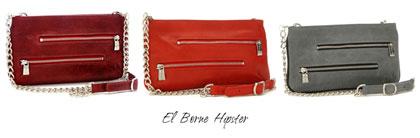 Nyla Noor Handbags - El Borne Hipster