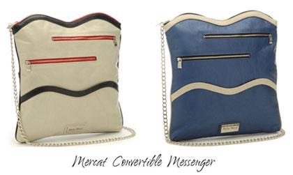 Nyla Noor Mercat Convertible Handbag