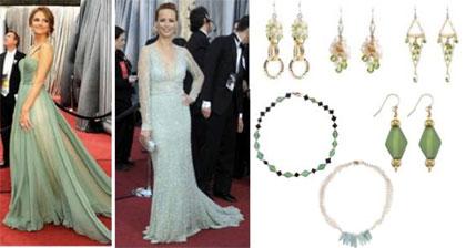Oscar Jewelry 2012