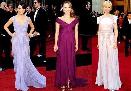 2011 Oscar Academy Awards Trends