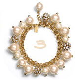 Kate Spade Pearl Sparkle Bracelet