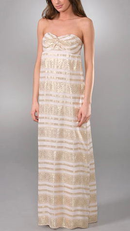 What Comes Around Goes Around Ipanema Long Dress