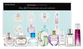 Sephora Favorites Eau Girl Fragrance Deluxe Sampler