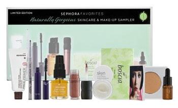 Sephora Favorites Naturally Gorgeous Skincare & Make-Up Sampler