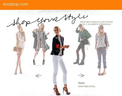 Shopbop: Shop Your Style