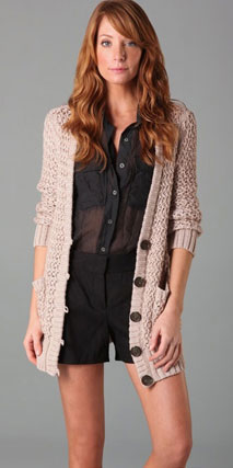 Brochu Walker Luxe Cardigan