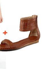 Frye Amelie Flat Sandals