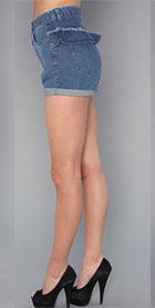 Short Shorts By Huffer
