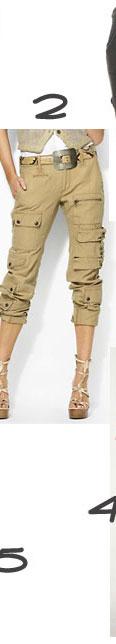 Ralph Lauren Swat Cargo Pant