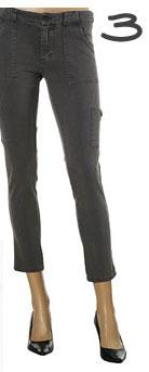 Joie Mondrian Stretch Skinny Pant