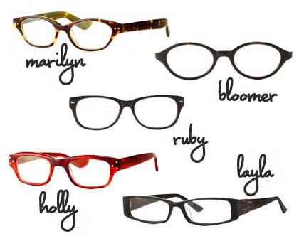 Feminine Glasses and Frames